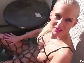 porno fotka - Blonde;Hardcore;Teen;Facial;German;Small Tits;Skinny;18 Year Old;Threesome