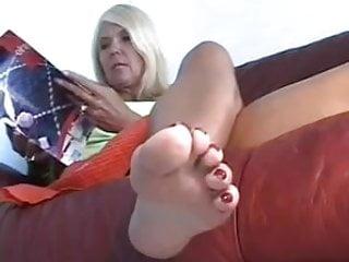 porno fotka - Foot Fetish;American;Sophia