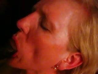 porno fotka - Blonde;Blowjob;Mature;Facial;Interracial;Cuckold;Cum Swallowing;BBC;Old Wife;Swallow