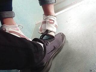 porno fotka - BDSM;Femdom;Foot Fetish;HD Videos;Trampling;Footing;Foot Trample;Feet