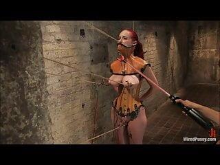 porno fotka - Hardcore;Lesbian;BDSM;Redhead;Bondage;Big Natural Tits;Tied Tits;Vibrator;Boob;Females;Tit Bondage;Tied Boobs;Whipping;Female;Female Bondage;Boob Bondage